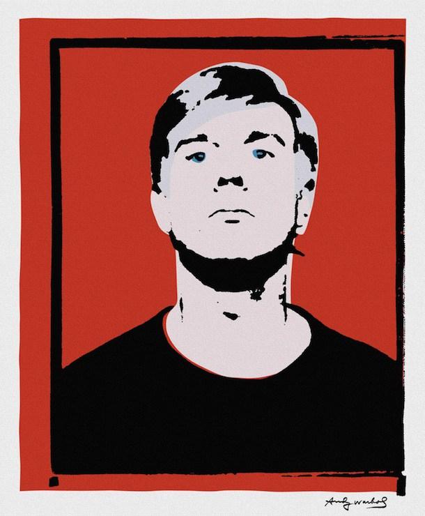 Le portrait qui a relevé la question de l'authenticité dans l'art, Le Red Self Portrait, 1963